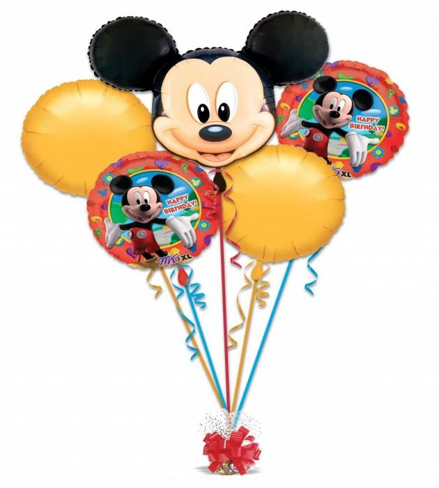 Children's Character Balloon Bouquet