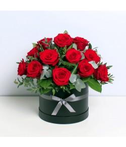 Rose Hatbox