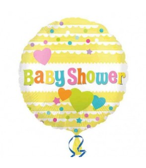 "Baby Shower 18"" Foil"