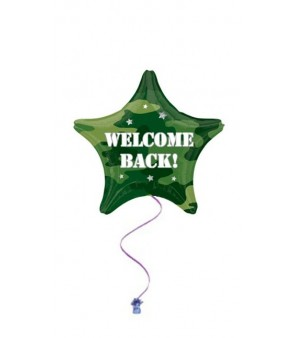 "Welcome Back Army 18"" Foil"