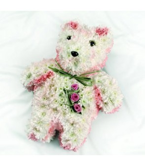 Teddy Bear Wreath