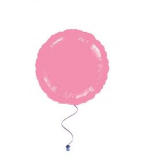 Circle - Pearl Pink 18''