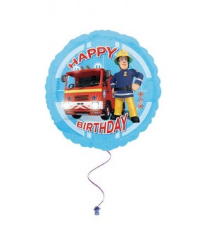 Fireman Sam Happy Birthday