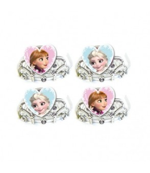 Frozen Tiara 4pcs