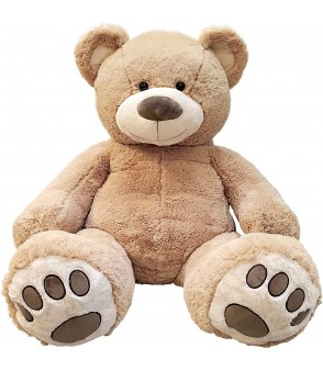 Giant Teddy Bear 5 Foot Tall (150cm)