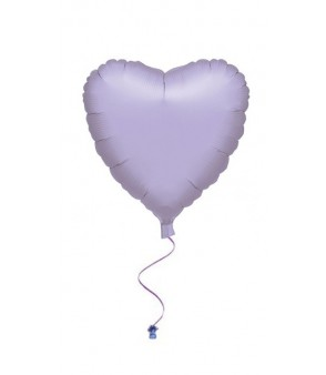Heart - Lilac 18''