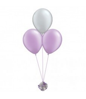 Latex party balloons available in all colours x 3
