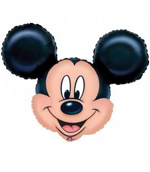 Mickey Mouse Head Supershape Balloon