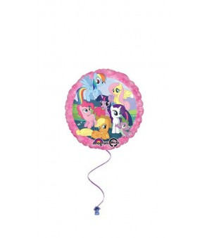 My Little Pony Foil Balloon 18in