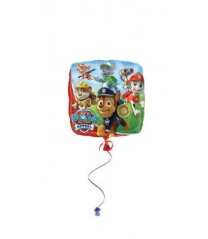 Paw Patrol Square Foil Balloon 18in