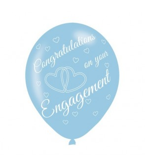 BALLOON pk6 27cm Engagement