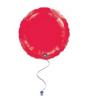 """Red C 18"""" Foil"""