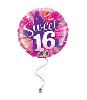 "Sweet 16th Birthday 18"" Foil"