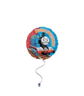 Thomas Happy Birthday Foil Balloon 18in