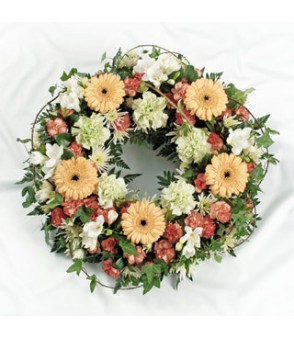 Loose Classic Wreath