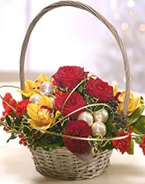 Ye Olde Christmas Basket